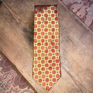 Barney's hand-made 100%silk tie